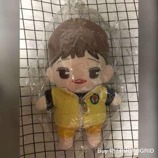 🚚 EXO 玩偶 七歲鐘大 無書包,現貨