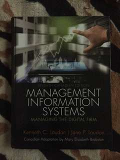 Management Information Systems- 7th Edition