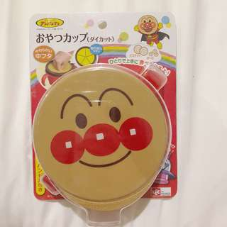 Authentic Anpanman snack cup