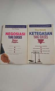 Buku dari British Institute of Management