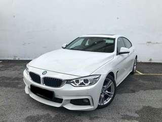 BMW 430i 2017