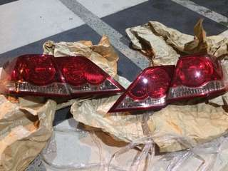 Camry tail lamp