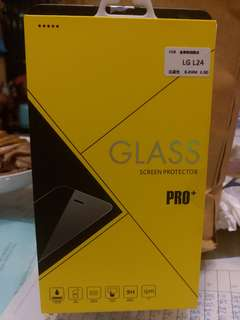全新 LG L24 電話 玻璃貼 保護貼 只限郵寄 包平郵
