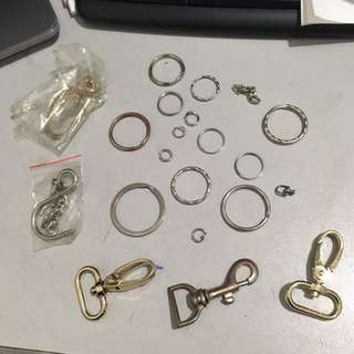 Keychain Rings and Stuff