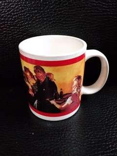 懷舊 可口可樂杯 coke cola mug