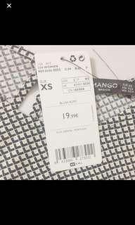 MANGO BLOUSE (discounttt!!)