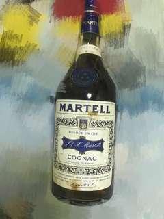 Martell Cognac 瑪爺利 三星 干邑 70年代