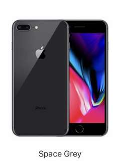 iPhone 8+ Space Grey- Brand New in The Box!
