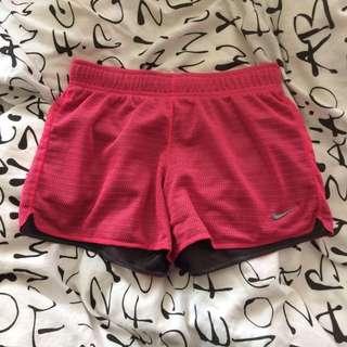 Nike Pink Shorts