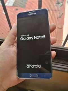 Samsung Note 5 Rush