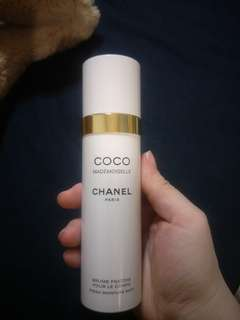 Chanel Coco mademoiselle body mist