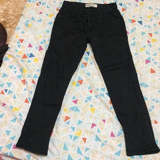 topman black skinny pants