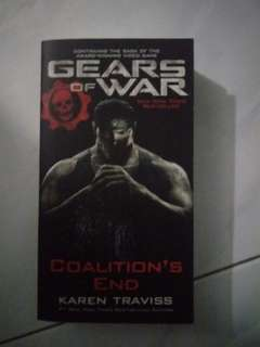Gears of War Novel