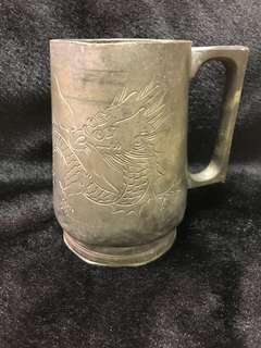 1963年 made in hk 錫杯