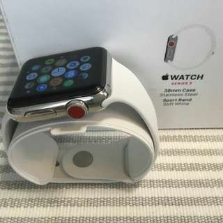 Applewatch series 3 38mm