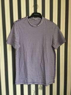 Men's top t shirt stipes