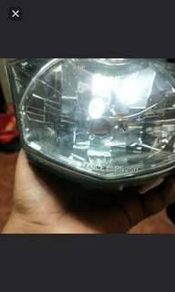 spark 135 headlight