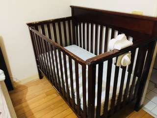 Graco 嬰兒床
