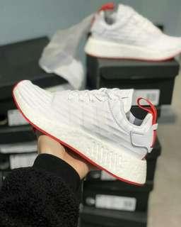 Adidas NMD R2 white Grade ori / mirror ori super keren