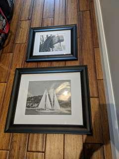 Michael's picture frames excellent condition!