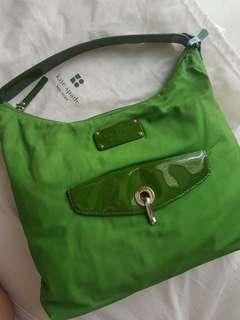Kate Spade, LimeGreen Shoulder Bag | Authentic