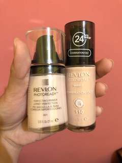Primer Photoready & Foundation Colorstay Revlon