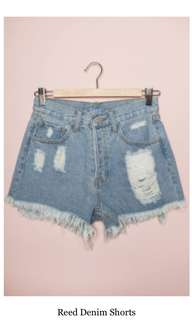 Brandy Melville highrise shorts