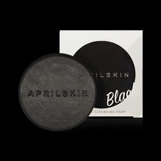 April Skin Signature Soap Original/Black