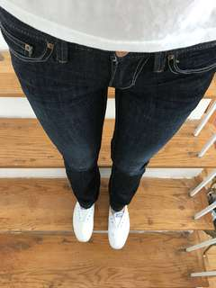 Banana Republic Straight Legged Jeans