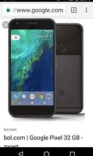 Google Pixel XL 32gb(New unused Set)