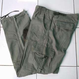 Cargo trouser - cargo army - cargo military - cargo pants
