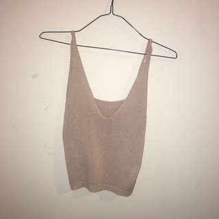 BRANDY MELVILLE knitted top