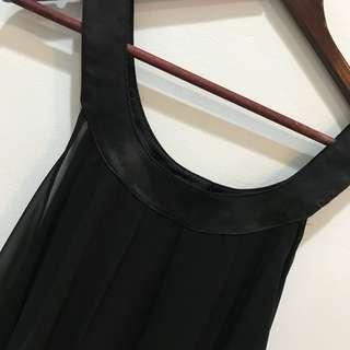 Silk/Sheer Top from HK