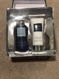 Baylis & Harding body wash and shower gel