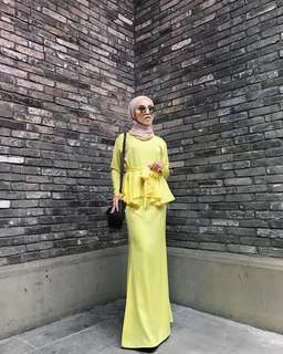 Lily Katherine (Yellow)