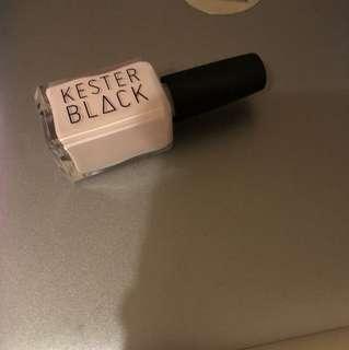 Kester black the future is female pink nail polish vegan new