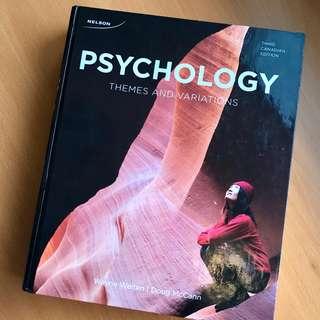 Psychology - Themes & Variations