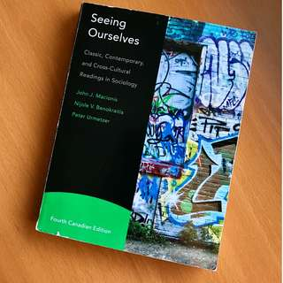 Seeing Ourselves, Macionis (Sociology Text)