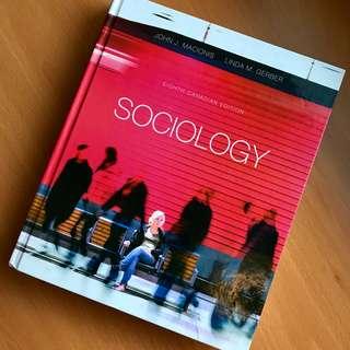 Sociology, Macionis & Gerber