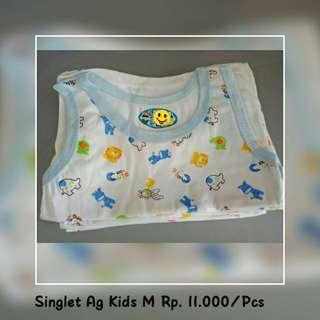 Singlet Ag Kids M
