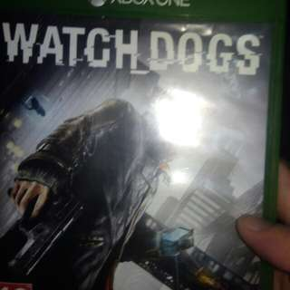 Xbox one watchdog swap