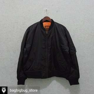 UPRIGHT Bomber Fashion Jacket Size : M