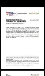 Harvard & Asia Business Case Studies