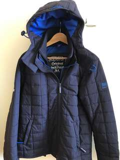 Winter Jacket - SuperDry (new!)