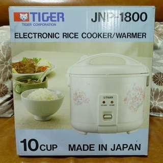 TIGER Rice Cooker JNP-1800