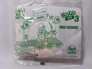 Hogo Guitarist Lego Hokben #TerbangKeSingapura