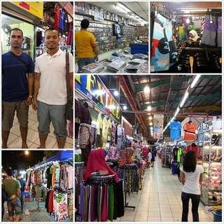 Shopping Raya at JB ( Paza Angsana, Pandan, Johor Bahru. Tour Shopping 1 day/ transfer 1 way or 2 way sg-jb-sg
