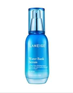 Laneige Water Bank Essence_EX 60ml #WinCookies