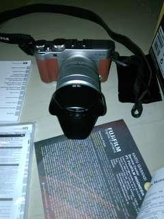 FUJIFILM X-A3  XC16-50mmF3.5-5.6 OIS II