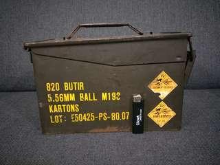 Ammo box (besi)